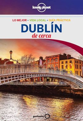 DUBLÍN DE CERCA 2 (LONELY PLANET)