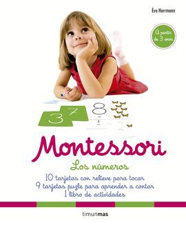 MONTESSORI. KIT. LOS NUMEROS