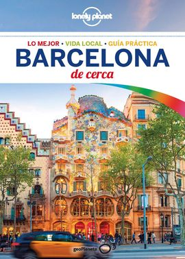 BARCELONA DE CERCA 5 (LONELY PLANET)