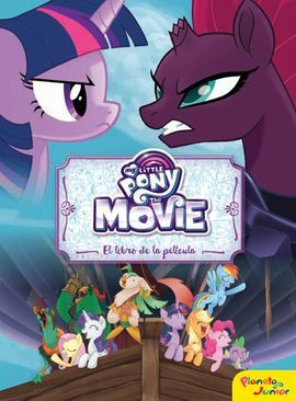 MY LITTLE PONY. EL LIBRO DE LA PELICULA