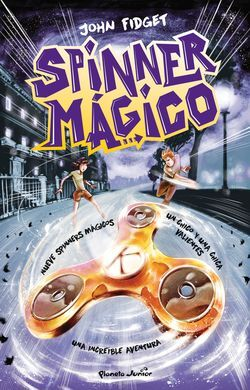 SPINNER MAGICO