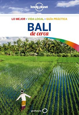 BALI DE CERCA 3 (LONELY PLANET)