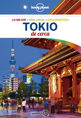TOKIO DE CERCA 5 (LONELY PLANET)