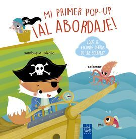 MI PRIMER POP-UP: ¡AL ABORDAJE!