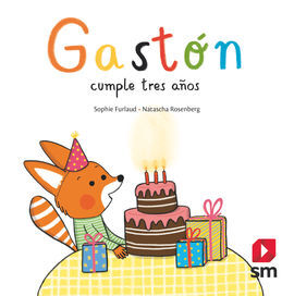 G.GASTON CUMPLE TRES A¥OS