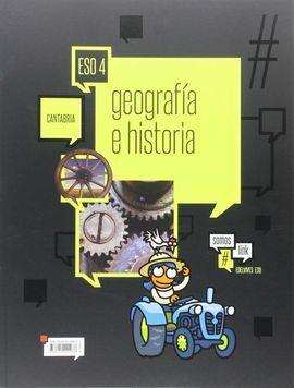 DESCARGAR GEOGRAFÍA E HISTORIA - 4º ESO - CANTABRIA