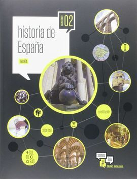 DESCARGAR HISTORIA DE ESPAÑA - PROYECTO SOMOS LINK - 2º BACH. ((LIBRO+LICENCIA DIGITAL INCLUIDA)