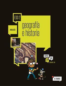 DESCARGAR GEOGRAFÍA E HISTORIA - 2º ESO (ANDALUCÍA)