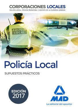 DESCARGAR POLICÍA LOCAL. SUPUESTOS PRÁCTICOS