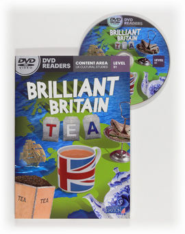 BRILLIANT BRITAIN: TEA. READER