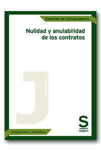 DESCARGAR NULIDAD Y ANULABILIDAD DE LOS CONTRATOS