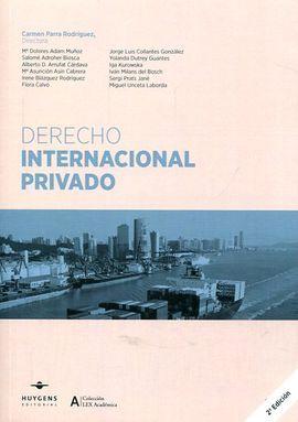 DESCARGAR DERECHO INTERNACIONAL PRIVADO 2016