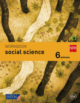 SOCIAL SCIENCE - WORKBOOK - 6 PRIMARY (SAVIA)