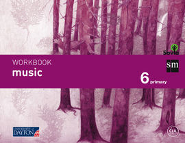 MUSIC - WORKBOOK - 6 PRIMARY (SAVIA)