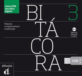 DESCARGAR BITÁCORA 3. LLAVE USB CON LIBRO DIGITAL