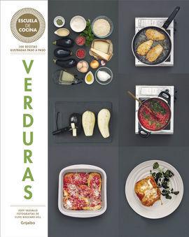 Verduras escuela de cocina librera online troa for Libro escuela de cocina
