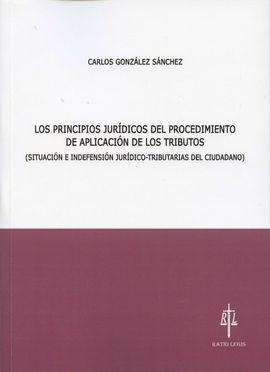 DESCARGAR PRINCIPIOS JURÍDICOS DEL PROCEDIMIENTO DE APLICACIÓN DE LOS TRIBUTOS