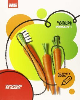 NATURAL SCIENCE - ACTIVITY BOOK - 1º ED. PRIM. (MADRID)