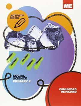 SOCIAL SCIENCE - ACTIVITY BOOK -  2º ED. PRIM. (MADRID)