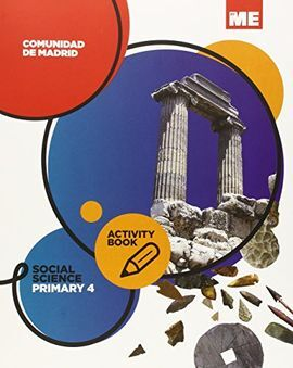 SOCIAL SCIENCE - ACTIVITY BOOK -  4º ED. PRIM. (MADRID)