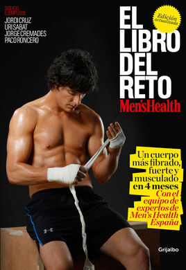 EL LIBRO DEL RETO MEN'S HEALTH