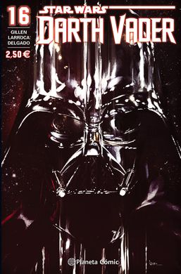 STAR WARS DARTH VADER Nº16