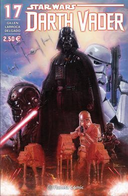 STAR WARS DARTH VADER Nº17/25