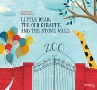 LITTLE BEAR THE OLD GIRAFFE AND THE STONE WALL - INGLES