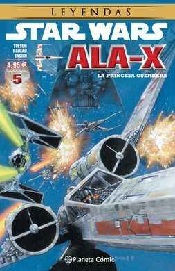 STAR WARS ALA X Nº05/10