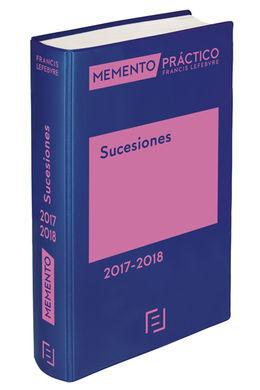 DESCARGAR MEMENTO SUCESIONES 2017-2018