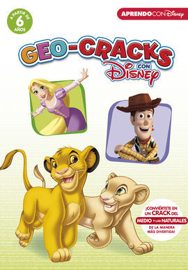 GEO-CRACKS CON DISNEY