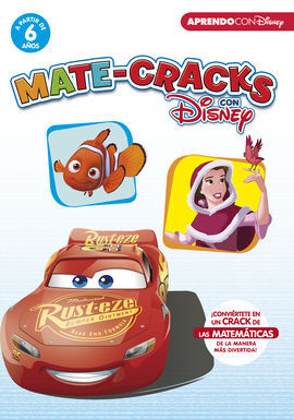 MATE-CRACKS CON DISNEY