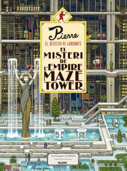 PIERRE EL DETECTIU. EL MISTERI DE L'EMPIRE MAZE TOWER