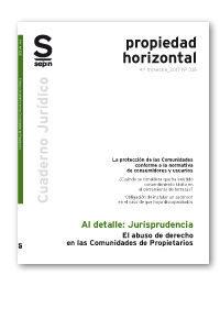 DESCARGAR EL ABUSO DE DERECHO EN LAS COMUNIDADES DE PROPIETARIOS