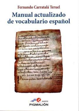 MANUAL ACTUALIZADO DE VOCABULARIO ESPAÑOL