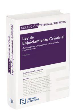 DESCARGAR LEY DE ENJUICIAMIENTO CRIMINAL - 5ª ED - 2018. COMENTADA, CON JURISPRUDENCIA SISTEMATIZADA Y CONCORDANCIAS