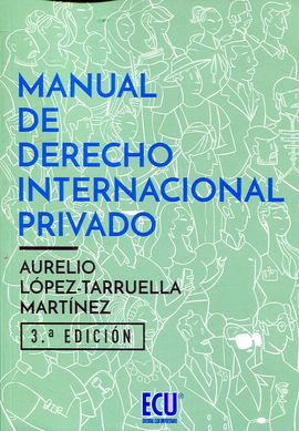 MANUAL DE DERECHO INTERNACIONAL PRIVADO 2018