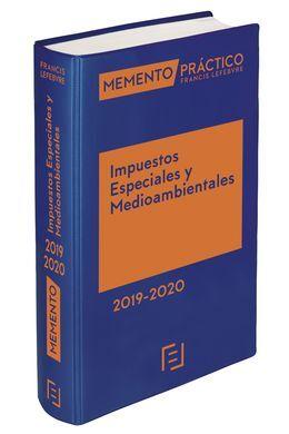 DESCARGAR MEMENTO IMPUESTOS ESPECIALES Y MEDIOAMBIENTALES 2019-2020