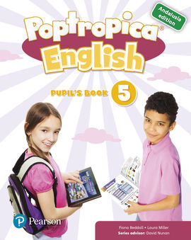 POPTROPICA ENGLISH 5 PUPIL'S BOOK ANDALUSIA + 1 CODE