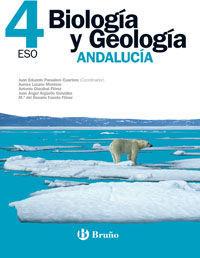 DESCARGAR BIOLOGÍA Y GEOLOGÍA - 4º ESO - ANDALUCÍA