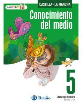DESCARGAR LAPICEROS - CONOCIMIENTO DEL MEDIO - 5º ED. PRIM. - CASTILLA-LA MANCHA