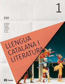 DESCARGAR LLENGUA CATALANA I LITERATURA 1 ESO. EDICIÓ IEC 20