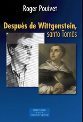 DESPUES DE WITTGENSTEIN, SANTO TOMAS