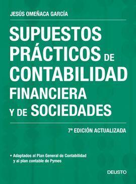 DESCARGAR SUPUESTOS PRACTICOS DE CONTABILIDAD FINANCIERA Y DE SOCIEDADES