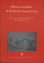 DESCARGAR OBRAS ESCOGIDAS DE PEDRO DE VEGA GARCIA