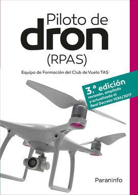 DESCARGAR PILOTO DE DRON RPAS 3'ED