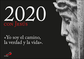 CALENDARIO PARED CON JESUS 2020