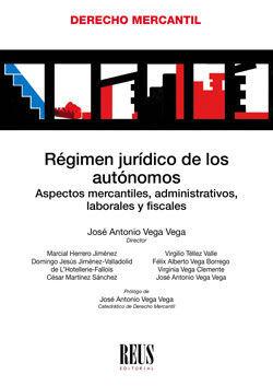 DESCARGAR RÉGIMEN JURÍDICO DE LOS AUTÓNOMOS