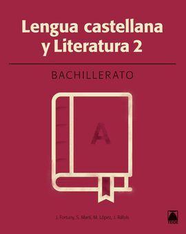 DESCARGAR LENGUA CASTELLANA - 2º BACH. (2016)