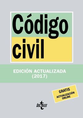 CÓDIGO CIVIL (36ª ED. 2017)